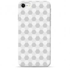 """Tpu Dėklas Unikaliu Dizainu 1.0 Mm """"U-Case Airskin Pattern 5 Design"""" Iphone 7 Plus / Iphone 8 Plus Telefonui"""
