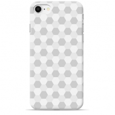 """Tpu Dėklas Unikaliu Dizainu 1.0 Mm """"U-Case Airskin Pattern 5 Design"""" Iphone 7 / Iphone 8 / Iphone Se 2020 Telefonui"""