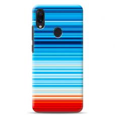 "Tpu Dėklas Unikaliu Dizainu 1.0 Mm ""U-Case Airskin Pattern 3 Design"" Samsung Galaxy A40 Telefonui"