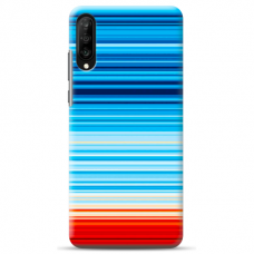 "Tpu Dėklas Unikaliu Dizainu 1.0 Mm ""U-Case Airskin Pattern 2 Design"" Huawei P20 Telefonui"