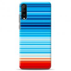 "Tpu Dėklas Unikaliu Dizainu 1.0 Mm ""U-Case Airskin Pattern 2 Design"" Samsung Galaxy A70 Telefonui"