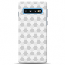 "Tpu Dėklas Unikaliu Dizainu 1.0 Mm ""U-Case Airskin Pattern 5 Design"" Samsung Galaxy S10 Telefonui"