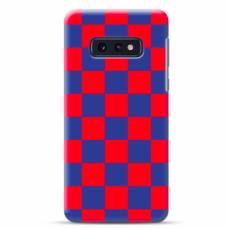 "Tpu Dėklas Unikaliu Dizainu 1.0 Mm ""U-Case Airskin Pattern 4 Design"" Samsung Galaxy S10E Telefonui"