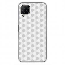 "Tpu Dėklas Unikaliu Dizainu 1.0 Mm ""U-Case Airskin Pattern 5 Design"" Huawei P40 Lite Telefonui"