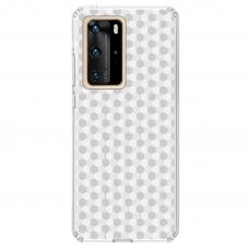 "Tpu Dėklas Unikaliu Dizainu 1.0 Mm ""U-Case Airskin Pattern 5 Design"" Huawei P40 Pro Telefonui"