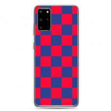 "Tpu Dėklas Unikaliu Dizainu 1.0 Mm ""U-Case Airskin Pattern 4 Design"" Samsung Galaxy S20 Plus Telefonui"
