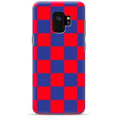 "Tpu Dėklas Unikaliu Dizainu 1.0 Mm ""U-Case Airskin Pattern 4 Design"" Samsung Galaxy A6 2018 Telefonui"