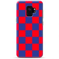 "Tpu Dėklas Unikaliu Dizainu 1.0 Mm ""U-Case Airskin Pattern 4 Design"" Samsung Galaxy S9 Telefonui"