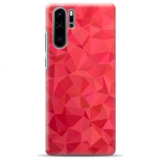 "Tpu Dėklas Unikaliu Dizainu 1.0 Mm ""U-Case Airskin Pattern 6 Design"" Huawei P30 Pro Telefonui"