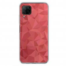 "Tpu Dėklas Unikaliu Dizainu 1.0 Mm ""U-Case Airskin Pattern 6 Design"" Huawei P40 Lite Telefonui"
