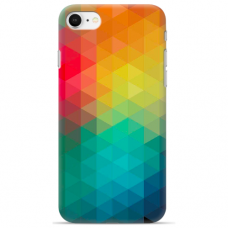 """Tpu Dėklas Unikaliu Dizainu 1.0 Mm """"U-Case Airskin Pattern 3 Design"""" Iphone 7 / Iphone 8 / Iphone Se 2020 Telefonui"""