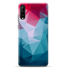 "Tpu Dėklas Unikaliu Dizainu 1.0 Mm ""U-Case Airskin Pattern 8 Design"" Samsung Galaxy A70 Telefonui"