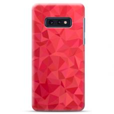 "Tpu Dėklas Unikaliu Dizainu 1.0 Mm ""U-Case Airskin Pattern 6 Design"" Samsung Galaxy S10E Telefonui"