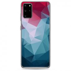 "Tpu Dėklas Unikaliu Dizainu 1.0 Mm ""U-Case Airskin Pattern 8 Design"" Samsung Galaxy S20 Plus Telefonui"
