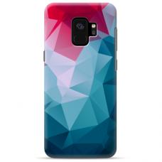 "Tpu Dėklas Unikaliu Dizainu 1.0 Mm ""U-Case Airskin Pattern 8 Design"" Samsung Galaxy S9 Telefonui"