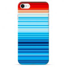 """Tpu Dėklas Unikaliu Dizainu 1.0 Mm """"U-Case Airskin Pattern 2 Design"""" Iphone 7 / Iphone 8 / Iphone Se 2020 Telefonui"""