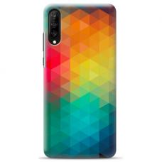 "Tpu Dėklas Unikaliu Dizainu 1.0 Mm ""U-Case Airskin Pattern 3 Design"" Samsung Galaxy A7 2018 Telefonui"
