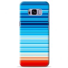 "Tpu Dėklas Unikaliu Dizainu 1.0 Mm ""U-Case Airskin Pattern 2 Design"" Samsung Galaxy S8 Telefonui"