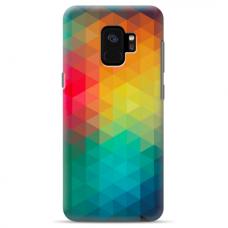 "Tpu Dėklas Unikaliu Dizainu 1.0 Mm ""U-Case Airskin Pattern 3 Design"" Samsung Galaxy S9 Telefonui"