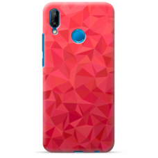 "Tpu Dėklas Unikaliu Dizainu 1.0 Mm ""U-Case Airskin Pattern 6 Design"" Huawei P20 Lite Telefonui"