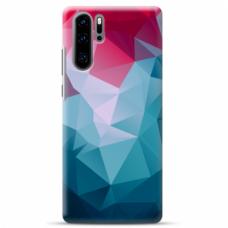 "Tpu Dėklas Unikaliu Dizainu 1.0 Mm ""U-Case Airskin Pattern 8 Design"" Huawei P30 Pro Telefonui"