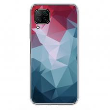 "Tpu Dėklas Unikaliu Dizainu 1.0 Mm ""U-Case Airskin Pattern 8 Design"" Huawei P40 Lite Telefonui"