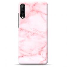 "Tpu Dėklas Unikaliu Dizainu 1.0 Mm ""U-Case Airskin Marble 5 Design"" Samsung Galaxy A70 Telefonui"