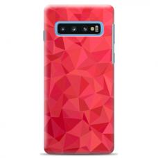 "Tpu Dėklas Unikaliu Dizainu 1.0 Mm ""U-Case Airskin Pattern 6 Design"" Samsung Galaxy S10 Plus Telefonui"