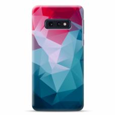 "Tpu Dėklas Unikaliu Dizainu 1.0 Mm ""U-Case Airskin Pattern 8 Design"" Samsung Galaxy S10E Telefonui"
