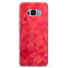 "Tpu Dėklas Unikaliu Dizainu 1.0 Mm ""U-Case Airskin Pattern 6 Design"" Samsung Galaxy S8 Telefonui"