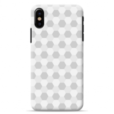 "Tpu Dėklas Unikaliu Dizainu 1.0 Mm ""U-Case Airskin Pattern 5 Design"" Iphone Xr Telefonui"