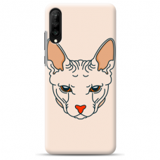 "Tpu Dėklas Unikaliu Dizainu 1.0 Mm ""U-Case Airskin Kato Design"" Xiaomi Mi 9 Lite Telefonui"