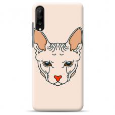 "Tpu Dėklas Unikaliu Dizainu 1.0 Mm ""U-Case Airskin Kato Design"" Samsung Galaxy A50 Telefonui"