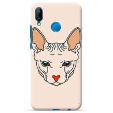 """Tpu Dėklas Unikaliu Dizainu 1.0 Mm """"U-Case Airskin Kato Design"""" Xiaomi Redmi Note 7 Telefonui"""