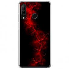 """Tpu Dėklas Unikaliu Dizainu 1.0 Mm """"U-Case Airskin Space 3 Design"""" Xiaomi Redmi Note 8 Telefonui"""