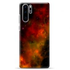 "Tpu Dėklas Unikaliu Dizainu 1.0 Mm ""U-Case Airskin Space 1 Design"" Huawei P30 Pro Telefonui"