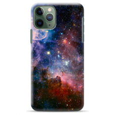 "Tpu Dėklas Unikaliu Dizainu 1.0 Mm ""U-Case Airskin Space 2 Design"" Iphone 12 Pro Max Telefonui"