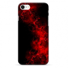 """Tpu Dėklas Unikaliu Dizainu 1.0 Mm """"U-Case Airskin Space 3 Design"""" Iphone 7 Plus / Iphone 8 Plus Telefonui"""