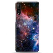 """Tpu Dėklas Unikaliu Dizainu 1.0 Mm """"U-Case Airskin Space 2 Design"""" Samsung Galaxy A7 2018 Telefonui"""