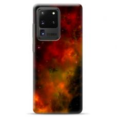 """Tpu Dėklas Unikaliu Dizainu 1.0 Mm """"U-Case Airskin Space 1 Design"""" Samsung Galaxy S20 Ultra Telefonui"""