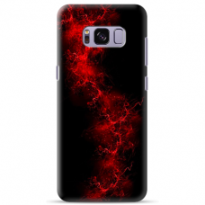 "Tpu Dėklas Unikaliu Dizainu 1.0 Mm ""U-Case Airskin Space 3 Design"" Samsung Galaxy S8 Telefonui"