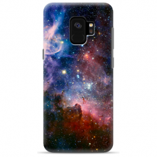 "Tpu Dėklas Unikaliu Dizainu 1.0 Mm ""U-Case Airskin Space 2 Design"" Samsung Galaxy J6 2018 Telefonui"