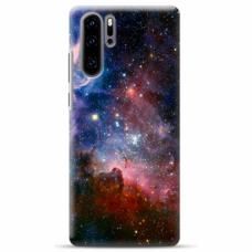 "Tpu Dėklas Unikaliu Dizainu 1.0 Mm ""U-Case Airskin Space 2 Design"" Huawei P30 Pro Telefonui"