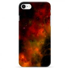 """Tpu Dėklas Unikaliu Dizainu 1.0 Mm """"U-Case Airskin Space 1 Design"""" Iphone 7 / Iphone 8 / Iphone Se 2020 Telefonui"""