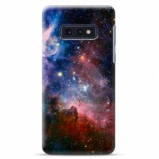 """Tpu Dėklas Unikaliu Dizainu 1.0 Mm """"U-Case Airskin Space 2 Design"""" Samsung Galaxy S10E Telefonui"""