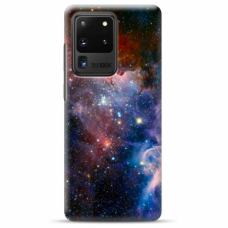 """Tpu Dėklas Unikaliu Dizainu 1.0 Mm """"U-Case Airskin Space 2 Design"""" Samsung Galaxy S20 Ultra Telefonui"""