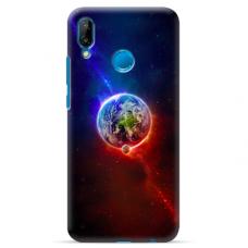 "Tpu Dėklas Unikaliu Dizainu 1.0 Mm ""U-Case Airskin Nature 4 Design"" Huawei P20 Lite Telefonui"