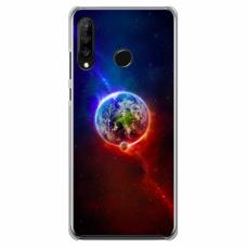 """Tpu Dėklas Unikaliu Dizainu 1.0 Mm """"U-Case Airskin Nature 4 Design"""" Xiaomi Redmi Note 8T Telefonui"""