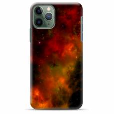"""Tpu Dėklas Unikaliu Dizainu 1.0 Mm """"U-Case Airskin Space 1 Design"""" Iphone 11 Pro Telefonui"""