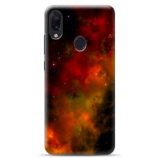"""Tpu Dėklas Unikaliu Dizainu 1.0 Mm """"U-Case Airskin Space 1 Design"""" Samsung Galaxy A40 Telefonui"""